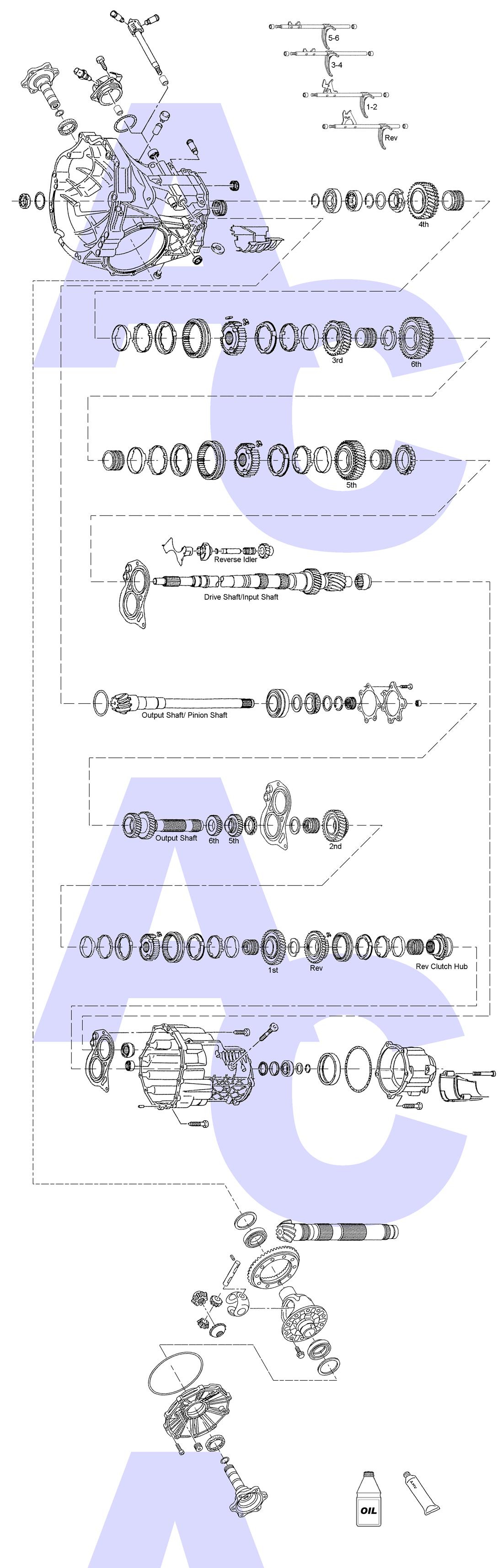 Insight map creator manual transmission