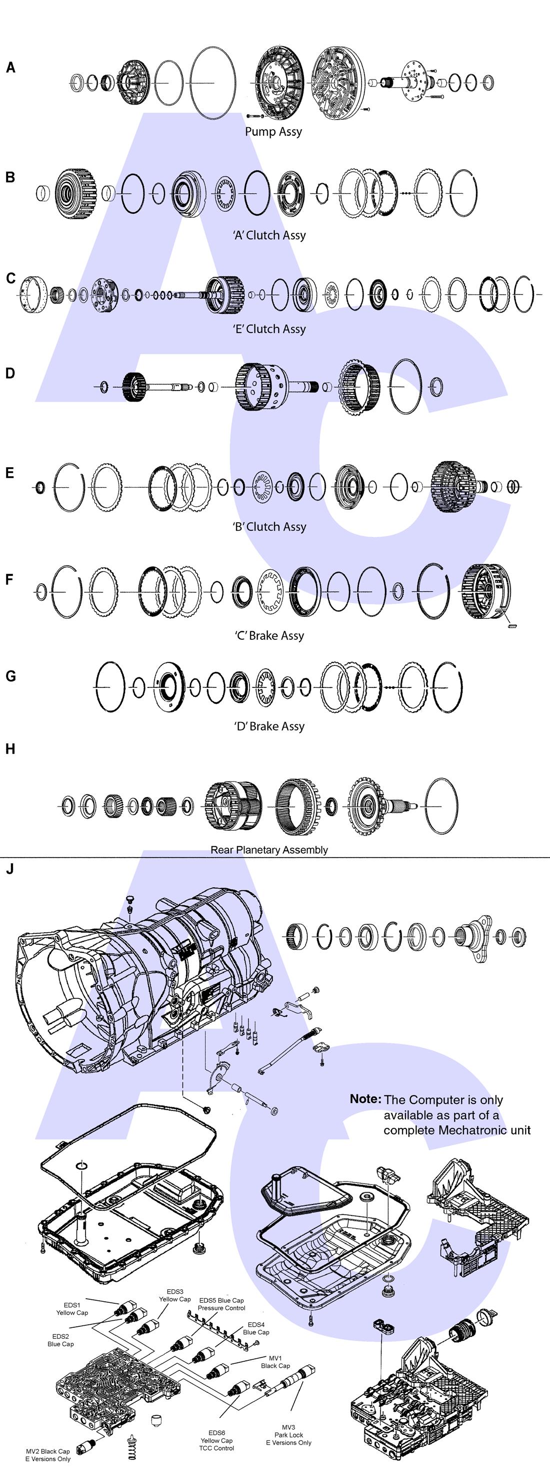 6hp21 automatic transmission parts catalogue automatic choice rh automaticchoice com